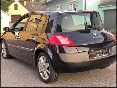 gebraucht Renault Mégane 1.5 DCI Klein-/ Kompaktwagen