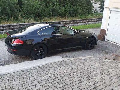 gebraucht BMW 635 6er-Reihe d Sportwagen / Coupé