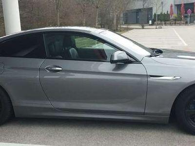 gebraucht BMW 640 6er-Reihe Coupé Diesel (F13) Coupé Österreich-Pa