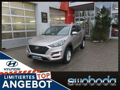 used Hyundai Tucson 1,6 GDI Level 2