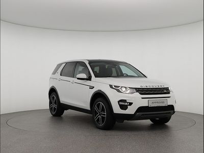 gebraucht Land Rover Discovery Sport 2,0 TD4 150 4WD SE