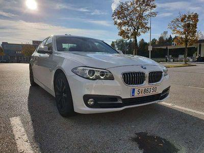 gebraucht BMW 520 5er-Reihe Allrad Diesel (F10 LCI) xDrive Aut.