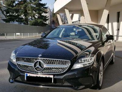 gebraucht Mercedes CLS250 BlueTEC 4MATIC Aut.