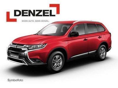 gebraucht Mitsubishi Outlander 2,0 MIVEC AS&G Sondermodell 40 SUV / Geländewagen