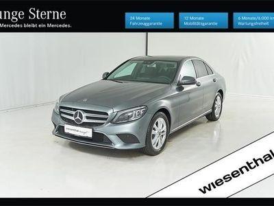 gebraucht Mercedes C200 d Aut