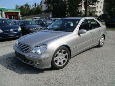 gebraucht Mercedes C220 Elegance CDI Aut.
