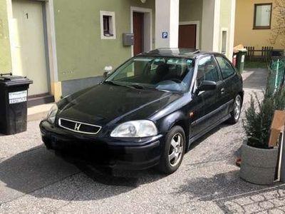 gebraucht Honda Civic 1.4 IS Klein-/ Kompaktwagen