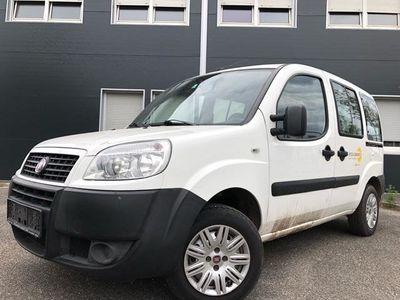 brugt Fiat Doblò 1,6 16V Biopower Active **EXPORT**ERDGAS*BENZIN**