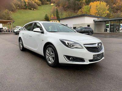 gebraucht Opel Insignia ST 1,6 CDTI ecoflex Business Edition Navi Kombi / Family Van