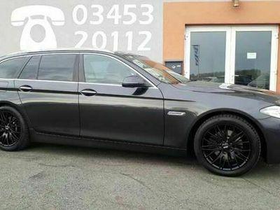 gebraucht BMW 520 Diesel Touring Aut./NAVI/PANORAMADACH