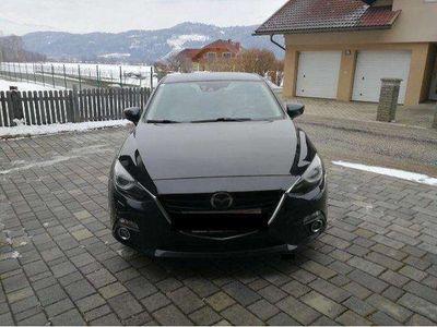 """gebraucht Mazda 3 Sport CD150 Revolution Top """"Leder weiss"""""""
