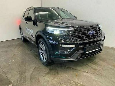 gebraucht Ford Explorer ST-Line PHEV 3,0L EcoBoost 457PS A10 AWD