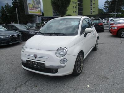 gebraucht Fiat 500 1,2 Benzin