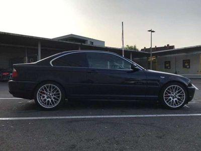 gebraucht BMW 330 3er-Reihe Coupé Diesel (E46) Österreich-Paket Aut