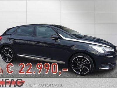 gebraucht DS Automobiles DS5 Hybrid4 ETG *€ 22.990,- bei Finanzierung* Limousine