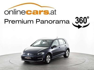 used VW Golf e-Golf (mit Batterie) Limousine,