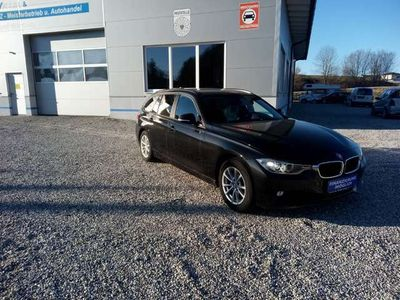 gebraucht BMW 316 d Touring (F31) / Bi-Xenon / AHK / Navi / PDC