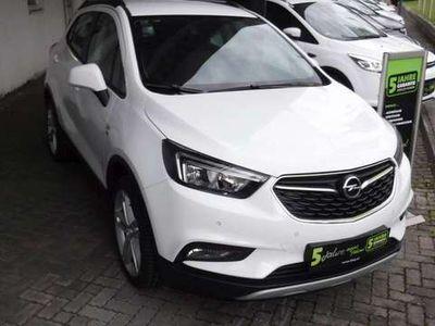 gebraucht Opel Mokka X 1,4 Turbo Ecotec 120 Jahre Edition Star... SUV / Geländewagen