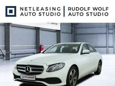 gebraucht Mercedes E200 Avantgarde+LEDHi+Navi+Kam+Totw+Mj19+6dtemp