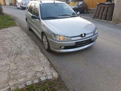 gebraucht Peugeot 306 2.0 HDI Kombi / Family Van
