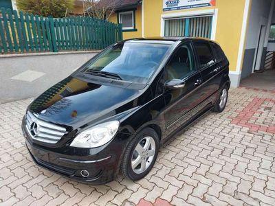 gebraucht Mercedes B180 CDI Aut.