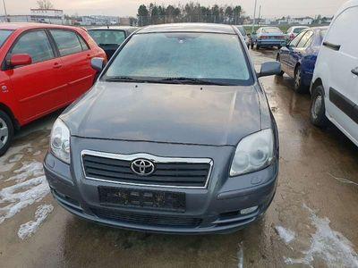 gebraucht Toyota Avensis 2,0 D4-D Linea Sol Limousine,