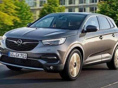gebraucht Opel Crossland X 1,2 Turbo ECOTEC Direct Injj. Innovation St./St, Innovation, 110 PS, 5 Türen, Schaltgetriebe