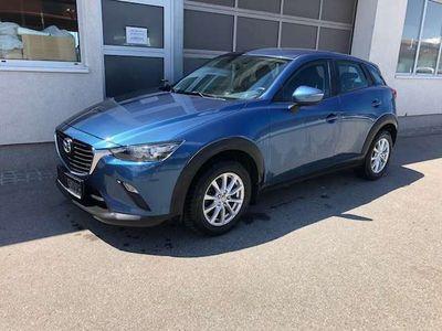 gebraucht Mazda CX-3 G120 Emotion 3x 4545,-
