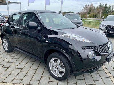 gebraucht Nissan Juke 1,5 dCi Visia Plus SUV / Geländewagen
