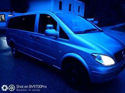 gebraucht Mercedes Vito 111 CDI extralang 4x4 Aut.