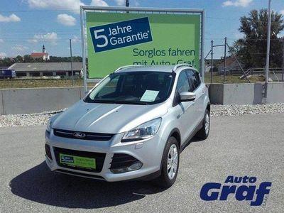 gebraucht Ford Kuga 2,0 TDCi Trend 4x4 SUV / Geländewagen,
