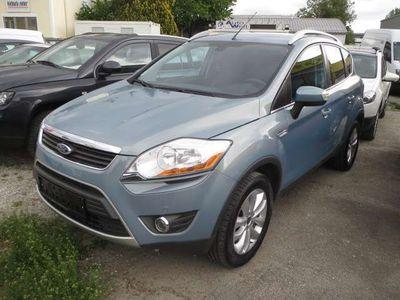 gebraucht Ford Kuga 2,0 Titanium 4x4 TDCI DPF SUV / Geländewagen,