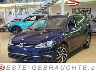 gebraucht VW Golf VII Var. TSI 1.0 BMT Join OPF