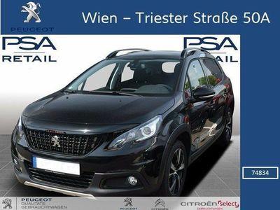 gebraucht Peugeot 2008 1,5 BlueHDi 120 GT Line S&S EAT6 SUV / Geländewagen