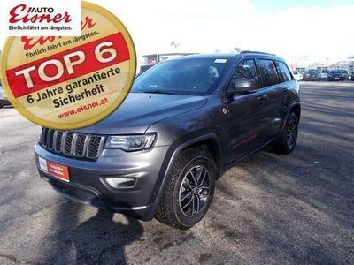 gebraucht Jeep Grand Cherokee 3,0 V6 CRD MJII