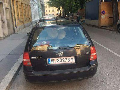 brugt VW Golf Gl Kombi / Family Van,