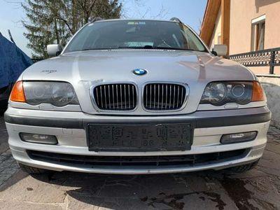 gebraucht BMW 320 3er-Reihe Kombi Diesel (E46) touring Österreich-P