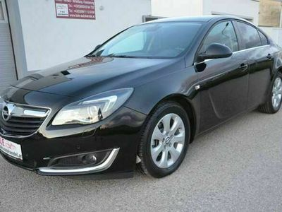 gebraucht Opel Insignia 2,0 CDTI Lim. *1.Besitz*Xenon*Navigation*R-Kamera*