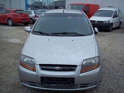 gebraucht Chevrolet Kalos 1,4 SX DOHC