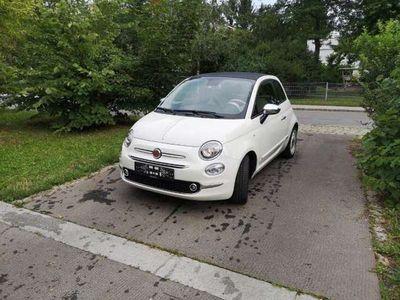 gebraucht Fiat 500C 1,2 69 Anniversario Dualogic