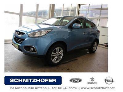 gebraucht Hyundai ix35 2,0CRDi Premium 4x4 Diesel