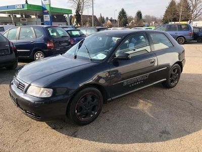gebraucht Audi A3 1,9 TDI alu klimatronik pickel euro 3