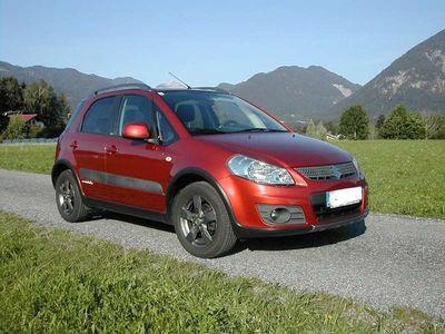 gebraucht Suzuki SX4 1,6 GLX SCR Crossline Shin Klein-/ Kompaktwagen