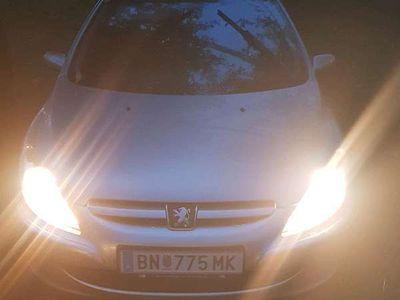 gebraucht Peugeot 307 307SW 1.6 Kombi / Family Van