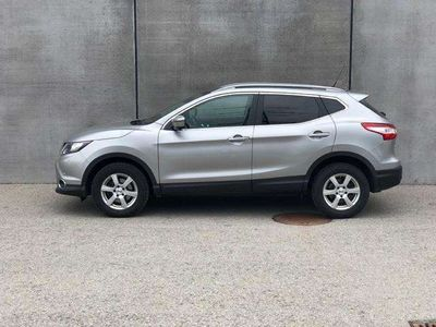 used Nissan Qashqai 1,6 dCi N-Connecta Aut.