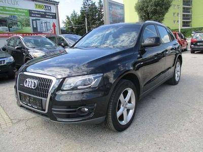 gebraucht Audi Q5 2,0 TDI quattro DPF S-tronic // S-line IN&AUS