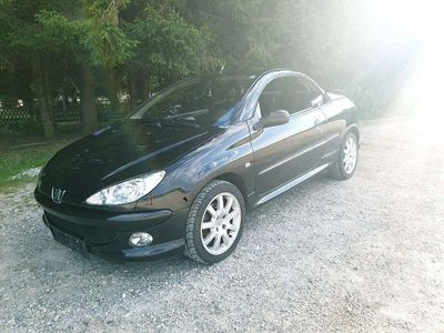 brugt Peugeot 206 CC hdi 110 Cabrio / Roadster,