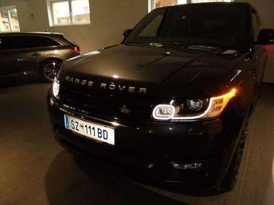 gebraucht Land Rover Range Rover Sport TDV6 HSE,PANORAMA,KAMERA,LUFTFED.BEHEIZB.FRONTSCH.