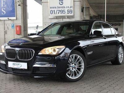 gebraucht BMW 730 d Aut.