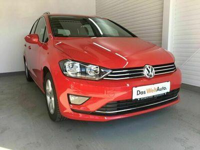 gebraucht VW Golf Sportsvan Highline TSI